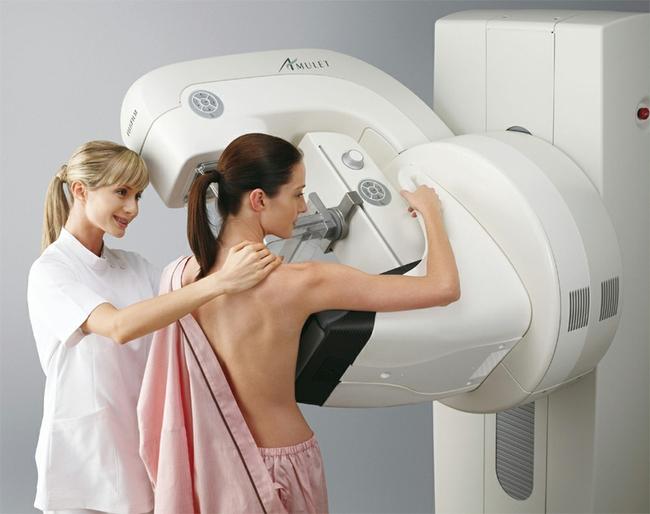 3 маммография груди